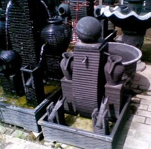 Pot Hias Kota Malang