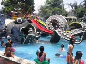 Taman Rekreasi Sengkaling Kota Malang