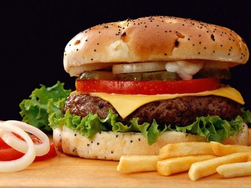 Nikmatnya Burger Raksasa Di Depot 27