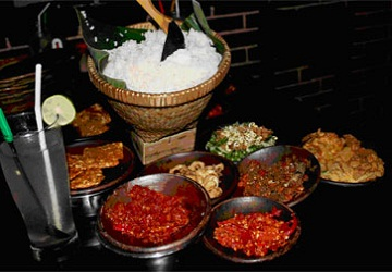 Waroeng Special Sambal Kota Malang