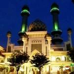 Masjid Agung Jami Kota Malang