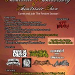 Theatrisic Anniversary & Theatrisic Show