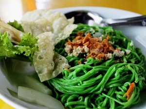 Image result for Mie Buto Ijo