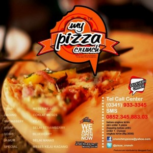 My Pizza Crunch Malang