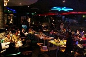 Cafe De Liv Malang