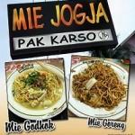 Mie Jogja Pak Karso (Malang)
