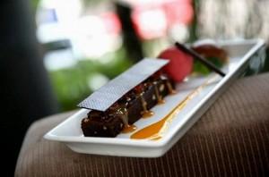 Terra Bistro.Bar Chocolate Brownie