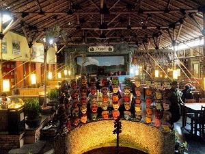 Inggil Museum Resto Malang