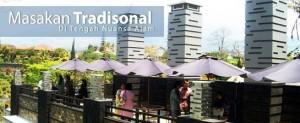 Rumah makan Kertasari Kota Batu Malang