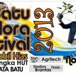 Batu Flora Festival 2013