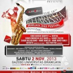 The 18th Kharisma, Brawijaya Jazz Festival