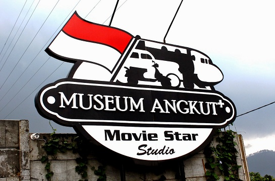 Museum Angkut Movie Star Studio