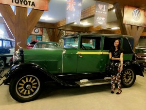 Mobil Antik Museum Angkut