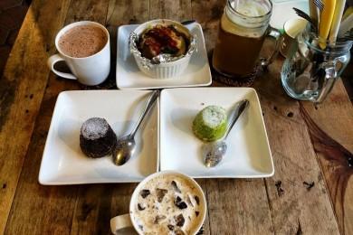 Lava Cake Omah Jajan Kota Malang
