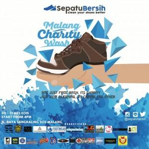 Malang Charity Wash - Event Kota Malang
