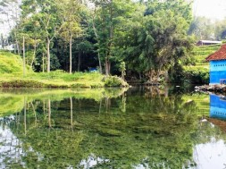 Wisata Alam Sumber Maron Malang