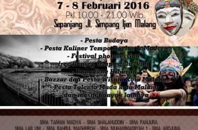 Festival Malang Doeloe 2016