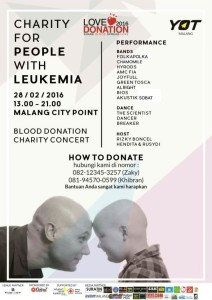 Charity for People with Leukemia