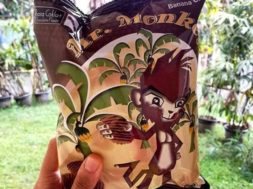 Keripik Pisang Mr. Monket di Malang