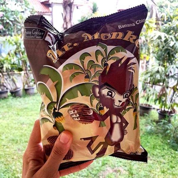 Keripik Mr. Monkey di Malang