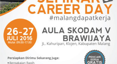 Malang Job Fair 2016