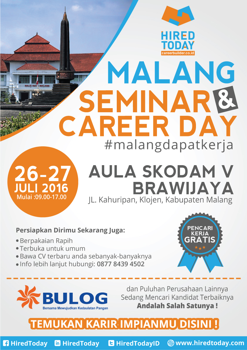 Malang Seminar & Career Day 2016