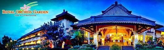 Hotel Royal Orchid Garden Batu