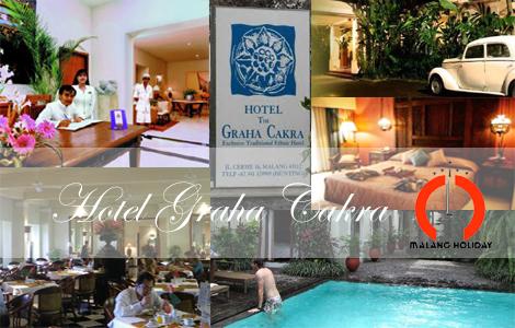 Hotel Graha Cakra Malang