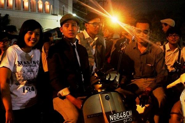 Festival Malang Kembali 2012 ( Malang Tempoe Doeloe )