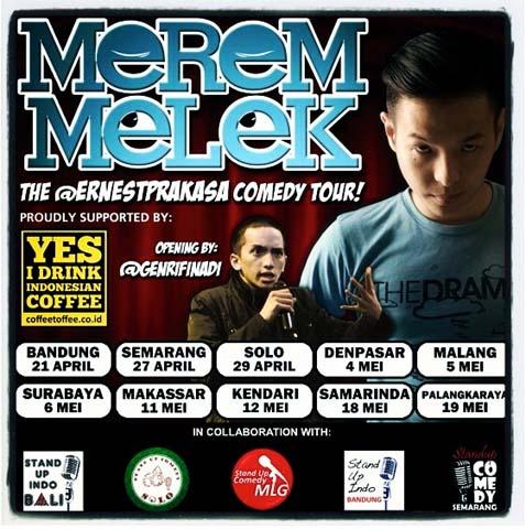 Merem Melek Comedy Tour