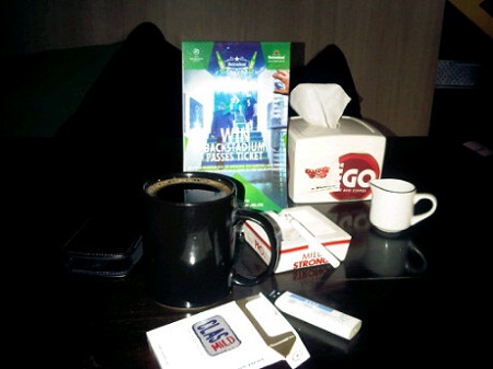 The Ego Cafe Eat and Coffee Malang