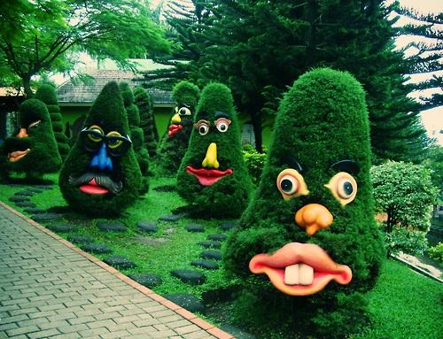 Wahana Permainan Jawa Timur Park 1