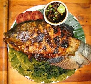 Ikan Bakar Cianjur (IBC)