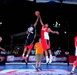 LA Lights Streetball 2012 Malang