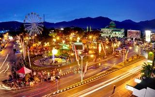 Alun Alun Kota Wisata Batu Malang Guidance