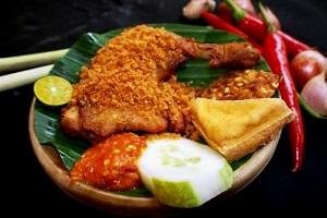 Ayam Penyet Suroboyo