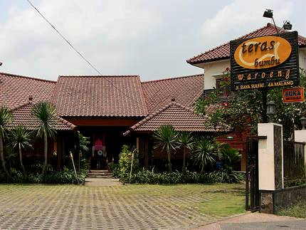 Teras Bumbu Waroeng