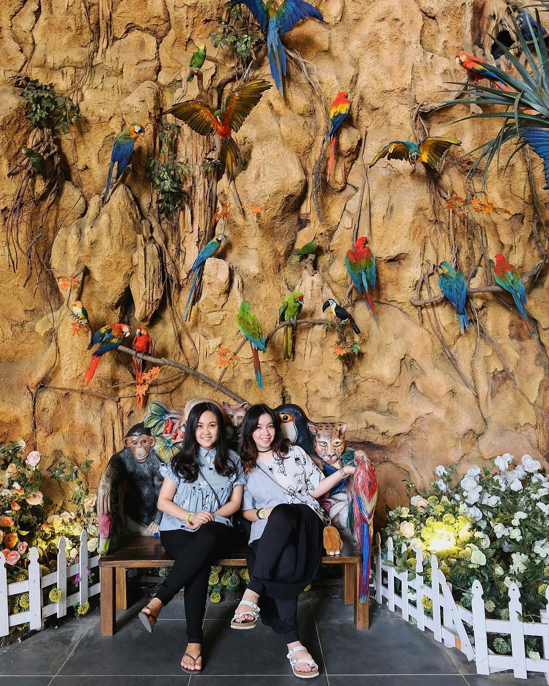 Mengenal Satwa Di Jawa Timur Park 2 Malang Guidance