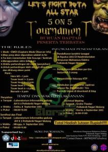 Turnamen Dota Polinema