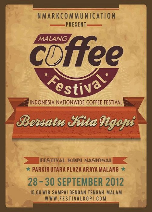 Malang Coffee Festival 2012