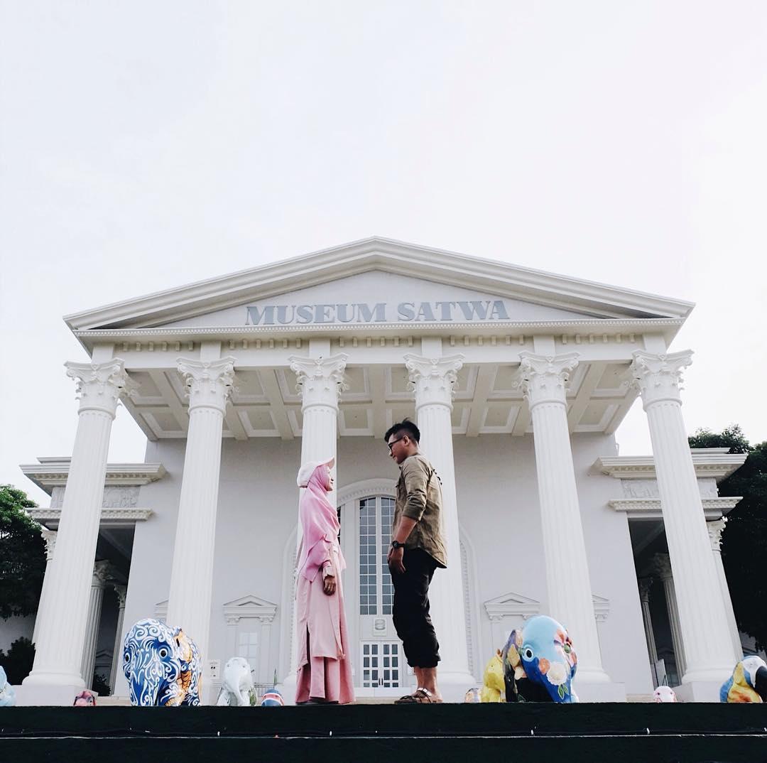 Museum Satwa di Kota Wisata Batu