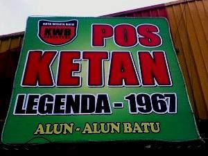 Pos Ketan Legenda – 1967 Kota Wisata Batu