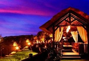 Restoran Taman Indie Malang