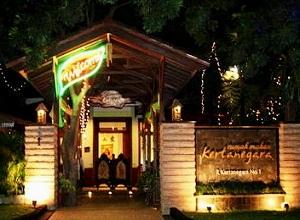 Rumah Makan Kertanegara Malang