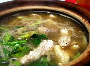 Sop Ayam Pak Min Klaten Malang
