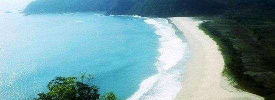 Pantai Mondangan Malang