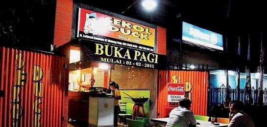 Sekol Duck Kota Malang