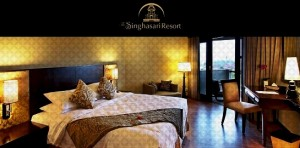 Resort Singhasari Kota Batu