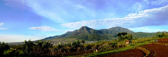 Gunung Panderman Batu
