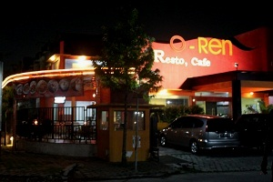O-REN : Resto, Cafe & Distro